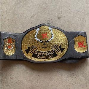 Vintage Steve Austin Championship Belt